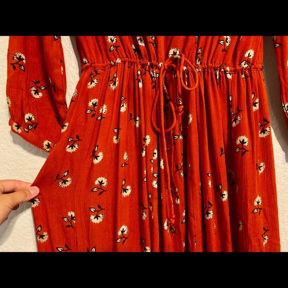 Amuse Society Dresses & Skirts - Amuse Society Red Maxi